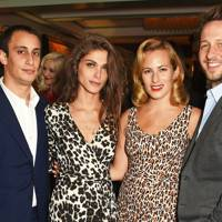 Charlotte Olympia Dellal dinner - September 20 2015