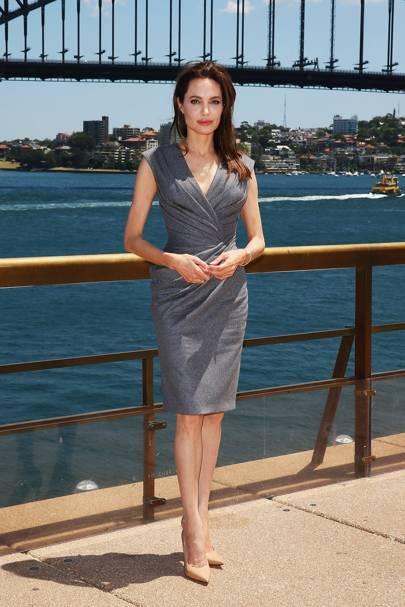 Unbroken press conference, Sydney - November 17 2014