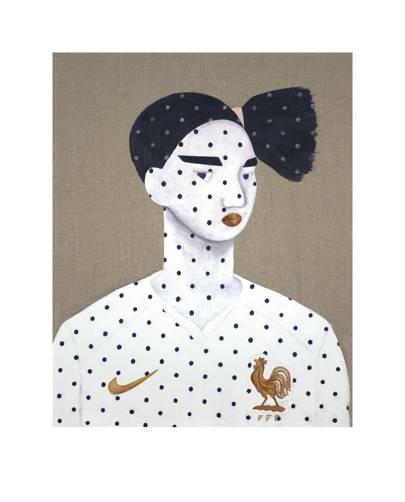 Ruth Davis's paintings