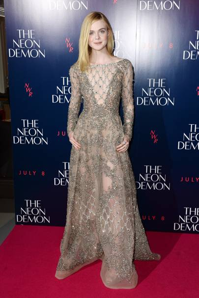 The Neon Demon premiere - May 31 2016