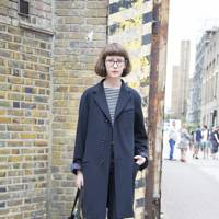 Emily Edge, knitwear designer