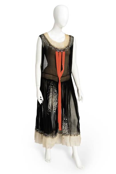 Jeanne Lanvin dress