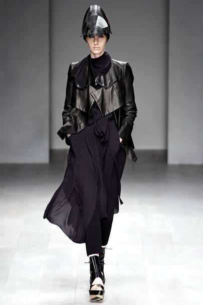 Haizhen Wang: Fashion Fringe at Covent Garden winner