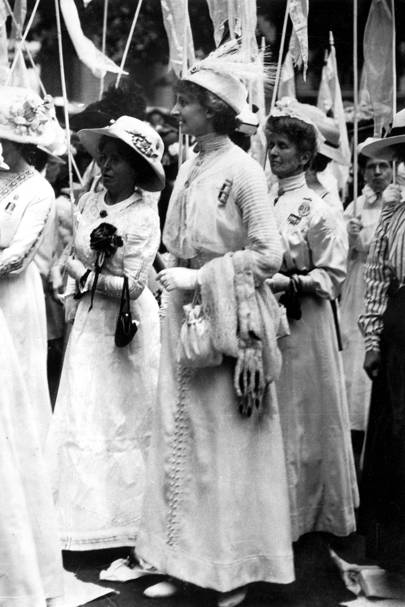The Suffragette Centenary