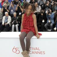 Quvenzhane Wallis, actress