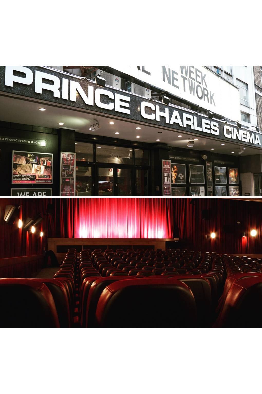 Old fashioned cinema london