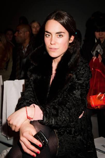 Tallulah Harlech, actress