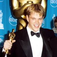 Best Actor: Matt Damon