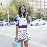 Annabelle Fleur, fashion blogger