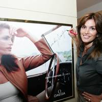 Cindy Crawford's Omega Journey - 2005