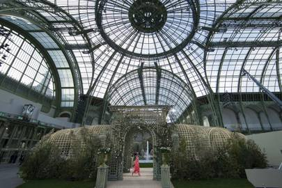 Chanel Couture Spring/Summer 2018