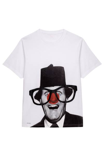 Stella McCartney's Tommy Cooper T-shirt