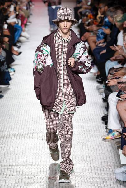 Valentino Spring Summer 2019 Menswear show report   British Vogue 43df2958401c