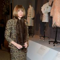 Costume Institute's 'Manus x Machina' exhibition, New York – February 15 2016