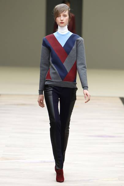 The Polo Neck Jumper