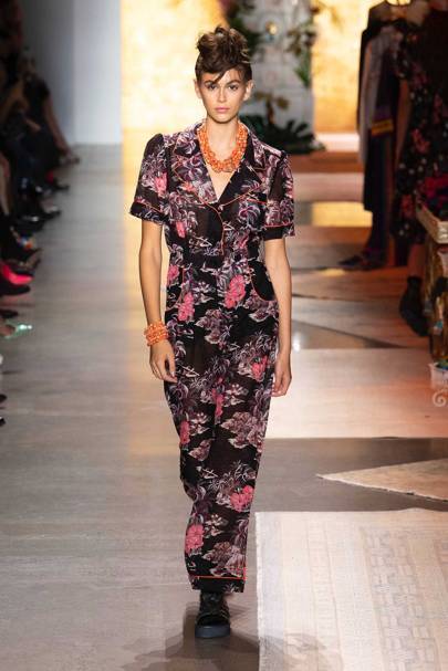 41b2bc79235 Anna Sui Spring Summer 2019 Ready-To-Wear show report