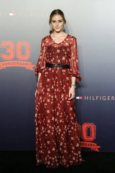 Tommy Hilfiger's 30th Anniversary, Beijing - May 26 2015