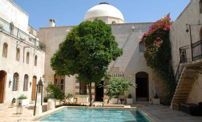 Mansouriya Palace, Syrie Aleppo