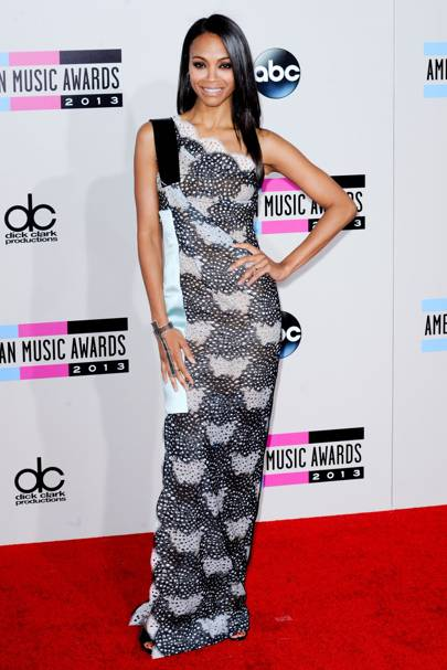 American Music Awards, LA - November 24 2013