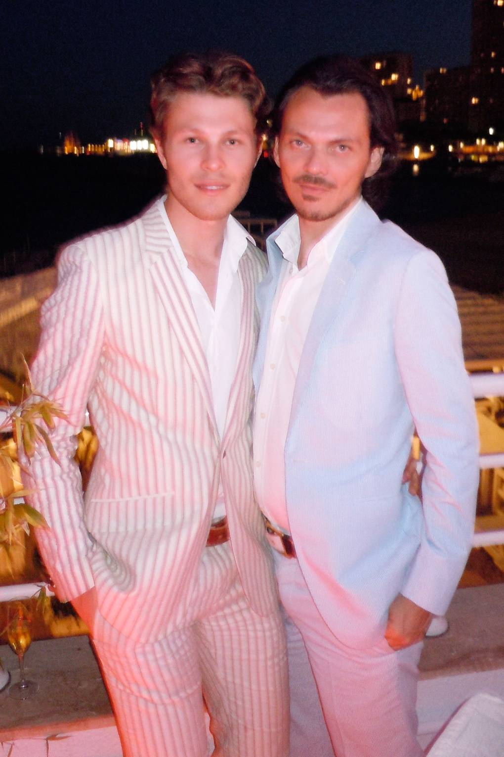 Monaco fashion show Matthew Williamson Stephen Baccari | British Vogue