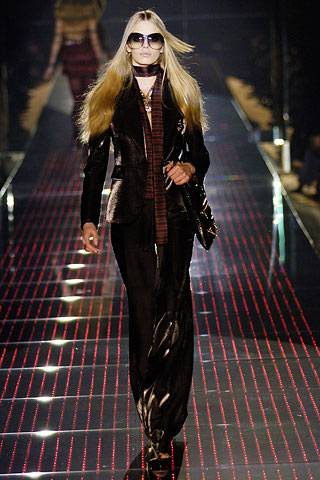 gucci autumn/winter 2006 ready-to-wear show report | british vogue - Kreative Mobel Fur Kinderzimmer Gautier