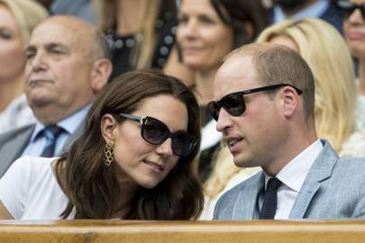 Newlyweds Pippa Middleton & James Matthews Attend a Wimbledon Match!