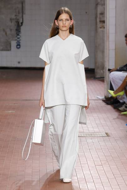 c6462ab5e04 Jil Sander Spring Summer 2019 Ready-To-Wear show report