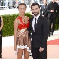 Alicia Vikander & Nicolas Ghesquiere