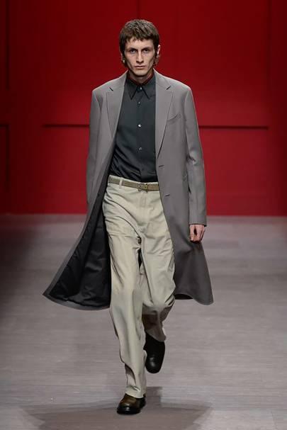 61ca54aed32 Salvatore Ferragamo Autumn Winter 2018 Ready-To-Wear show report ...
