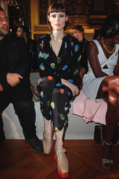 Stella McCartney show – September 29 2014