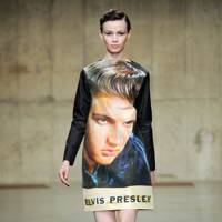Ashley Williams Elvis Dress
