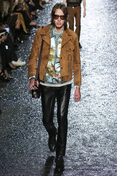 502583a54dbbb9 Coach Spring Summer 2018 Ready-To-Wear show report   British Vogue