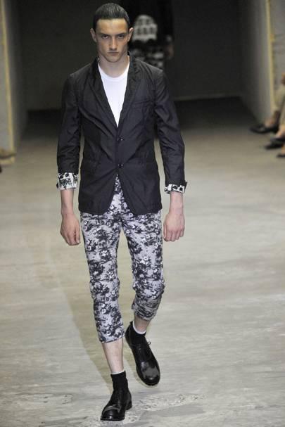 b8d2c57fb20415 Comme Des Garcons Homme Plus Spring Summer 2011 Menswear show report ...