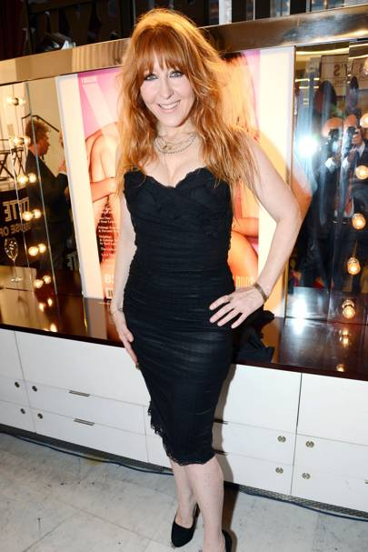 Charlotte Tilbury's Makeup House of Rock 'N' Kohl launch party, Selfridges, London - June 17 2013