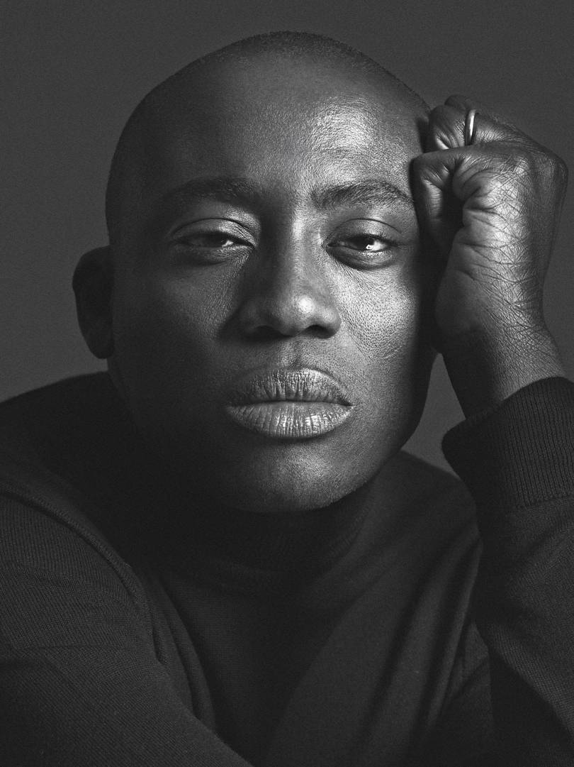 Edward Enninful has been fashion and creative director at W magazine since 2011