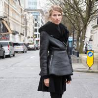 Veronika Heilbrunner, fashion editor