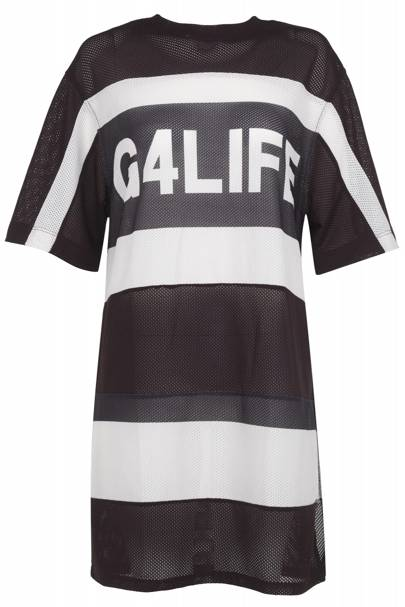 Oversized striped T-shirt, £30