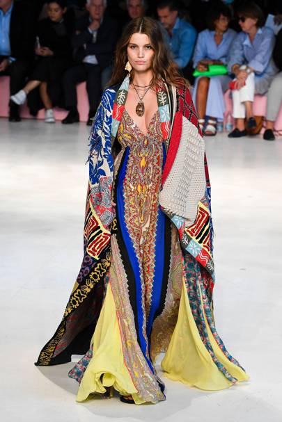 e95157c2bd Etro Spring/Summer 2019 Ready-To-Wear show report | British Vogue