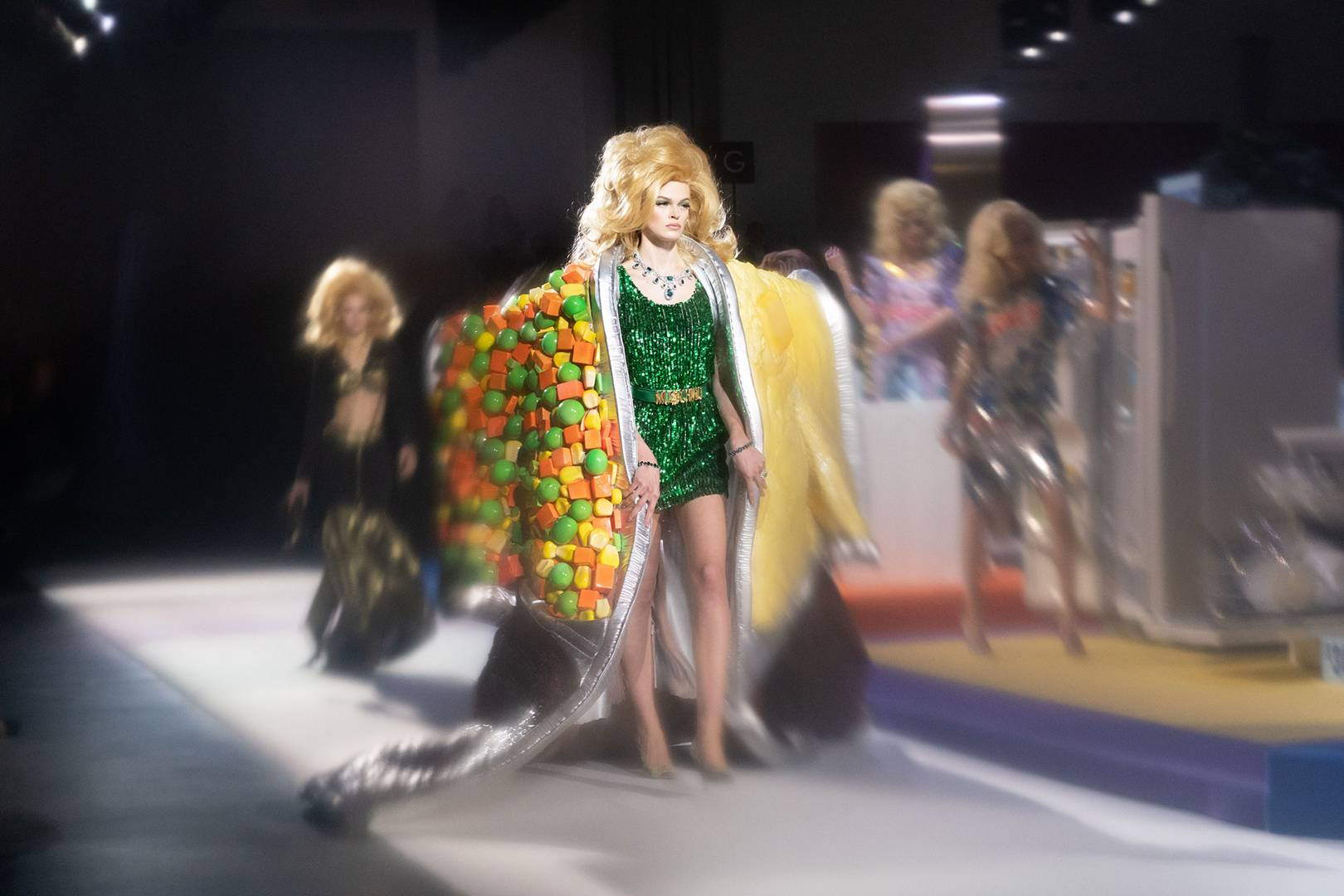 c0a4490b4d0 Moschino's AW19 Collection Is Full Of Winning Looks For The Met Gala 2019    British Vogue