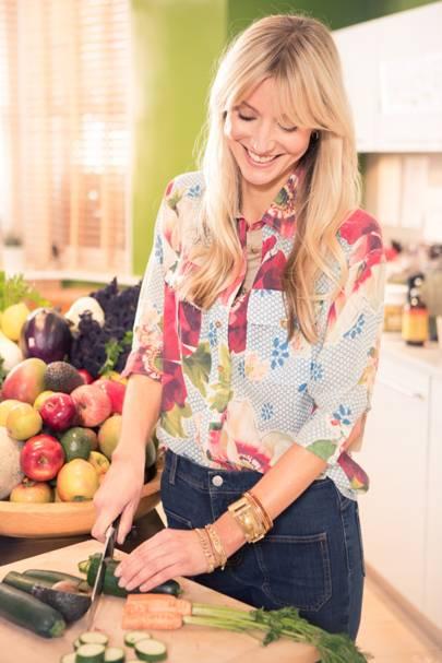 Calgary Avansino: Quinoa And Kale Salad