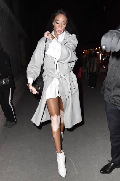 H&M show, Paris - February 28 2018