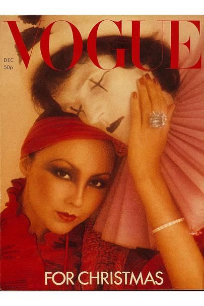 Vogue Cover, December 1975