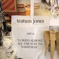 LFW: Teatum Jones
