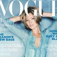 British Vogue, September 2005