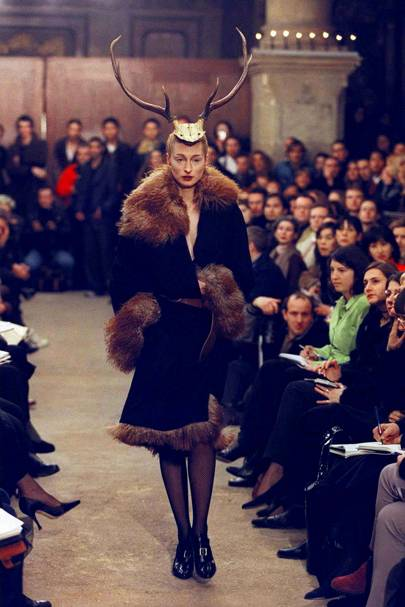 Alexander McQueen's Most Iconic Catwalk Moments