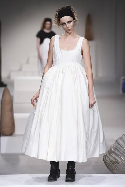 Undead Bride: Molly Goddard