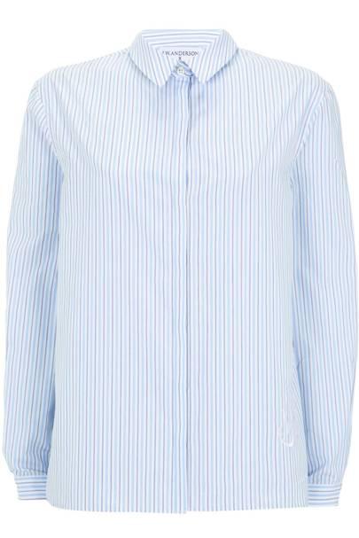 Striped shirt, £45