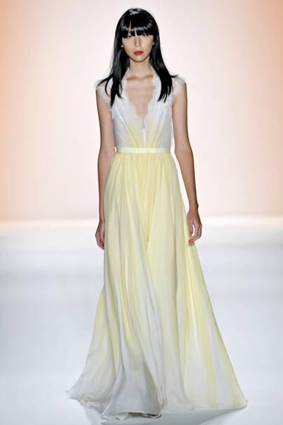 e4a134e2894f Jenny Packham Spring/Summer 2012 Ready-To-Wear show report | British ...