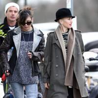 Gwen Stefani and Daisy Lowe