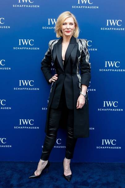 IWC Schaffhausen Event, Shanghai - November 8 2018